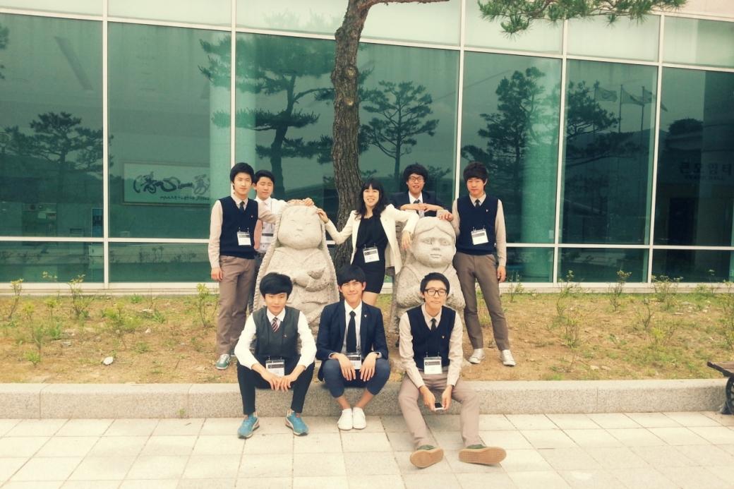 Last but not Least: Korea Enterprise Challenging